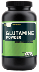 Глютамін Glutamine Powder Optimum Nutrition 300 г