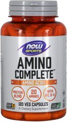 Аміно комплекс Amino Complete Now Foods 120 капсул