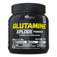 L-глютамін Glutamine XPLODE Powder Olimp Nutition ананас 500 г